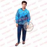 Tips Beli Tiger Head Jas Hujan Batik Biru