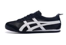 Beli Tiger Loafer Sepatu Pria Dan Wanita S Arthur Tiger Olahraga Sepatu Sepatu Lari Mexico66 Sepatu Dl408 Hitam Putih Intl Terbaru