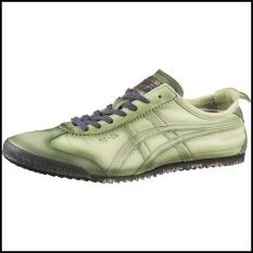 Jual Beli Tiger Men S Running Sepatu Tiger Berjalan Sepatu Casual Arthur Olahraga Sepatu Transformer Hijau Intl Baru Tiongkok