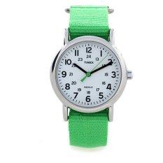 Model Timex Weekender Slip Thru T2N835 Terbaru