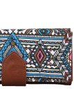 Beli Tipical Manilkara Wallet Brown Stone Online