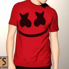 Harga Tismy Store Kaos Dj Marshmallow Pc1 Merah Tismy Store Online
