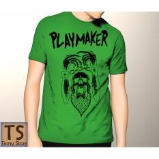 Tismy Store Kaos Playmaker PC1 - Hijau