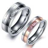 Review Titanium Cincin Couple Tunangan Kawin Cr026 Terbaru