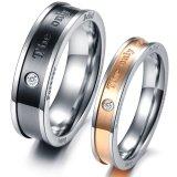 Harga Titanium Cincin Pasangan Gs262 Asli