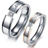 Harga Titanium Cincin Pasangan Gs264 Merk Titanium