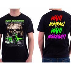 Titik Balik Kaos Motor C70 Racing - Wani Numpak