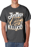 Jual Tlgs Code Kill You Tshirt Abu Abu Tua Original