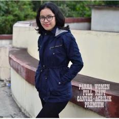 Jaket Parka Wanita Premium Maroon - Daftar Update Harga Terbaru dan ... 99e546e7fd