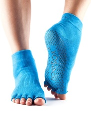 Jual Beli Online Toesox Grip Half Toe Ankle Skydiver
