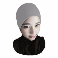 Gita Sukma Hijab Ciput Arab - Abu Grey