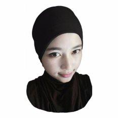 Gita Sukma Hijab Ciput Arab - Hitam