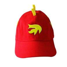 Promo Toko Tokobelibeli Topi Anak Api Merah