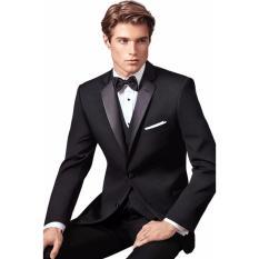 Tom Browne- Jas Pria Wedding Party Exclusive- Jas Formal Elegant- Jas Formal Prewedding - Jas Formal Wedding Party - Black