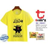 Cara Beli Tom Z T Shirt Yellow One In Minion