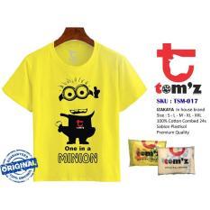 Beli Tom Z T Shirt Yellow One In Minion Tom Z Asli