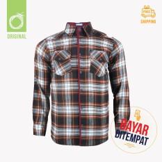 Tips Beli Kemeja Flannel Casual Pria Tomato Clothing Original
