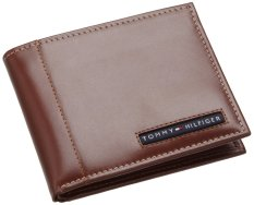 Jual Tommy Hilfiger Mens Cambridge Passcase Tan Grosir