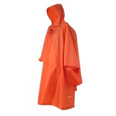 Tomshoo Multifungsi Ringan Raincoat Dengan Hood Hiking Bersepeda Hujan Cover Poncho Rain Coat Outdoor Camping Tenda Mat-Intl By Outdoorfree.