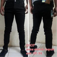 Tony Jack 'ORIGINAL' / Celana jeans skinny / slimfit / Stretch Import / pensil pria - softjeans [ BISA BAYAR DI TEMPAT]