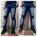 Jual Beli Tony Jack Celana Jeans Pria Original Stretch Import Model Sobek Terbaru Bisa Bayar Di Tempat Di Dki Jakarta