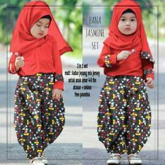 Top Colecction - Pakaian Muslim Anak-anak - Fashionable - Hana Jasmine