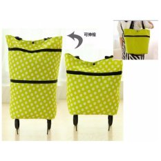 Top rate Large Lightweight Shopping Trolley Foldable Wheel Folding Luggage Bag