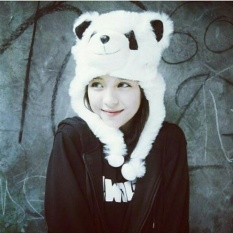Topi Animal Hat Panda Dewasa