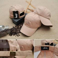 topi baseball stussy - stussy cap original import - hat