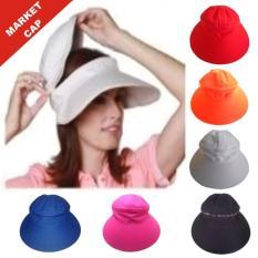 Topi Caddy Golf (Topi Cewek/ Topi Olahraga/ Topi Senam/ Topi Pantai/ Topi Murah/ Topi Zumba/ Topi Wanita/ Grosir Topi)