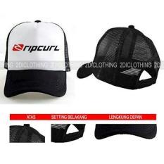 Topi Distro Ripcurl / Trucker Ripcurl Keren / Snapback Ripcurl Distro