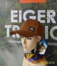Topi Eiger Base Ball Traveller Art.T586