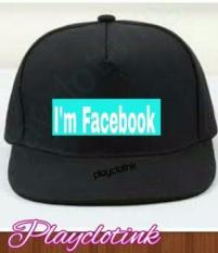 Topi Im Facebook Black Playclothing