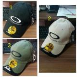 Spesifikasi Topi Import Okley Baru