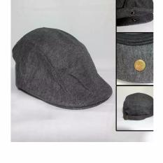 Topi Kodok / Topi Pelukis / Topi Preman Pensiun