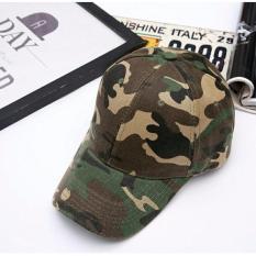 Topi Komando - Topi Pria Army  AR1707AF