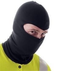 Masker Motor Hitam Outdoor Ninja Full Face - Ninja Comfort Face Mask