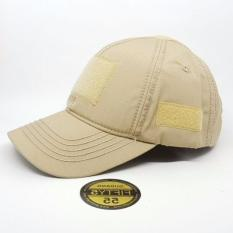 Topi Military Tactical Velcro For OutDoor Polos - Akbar distro