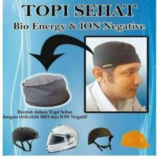 Topi / Peci Sehat Kenrical Hitam