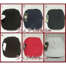 Topi Pet Bahan Original / Flatcap / Topi Copet - Cb77d3