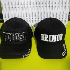 Spesifikasi Topi Polisi Brimob Paling Bagus