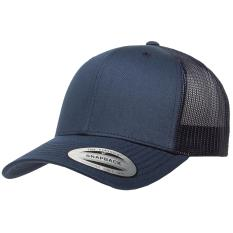 Topi Polos Flexfit 6606 Retro Trucker Original [Navy]