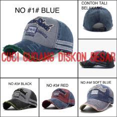 Topi Pria Fashion Casual Baseball Import 6
