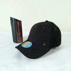 Topi Pria Wanita Kalibre 991273-000 Black New