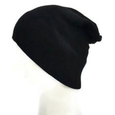 Topi Pria/Wanita - Model Kupluk Polos - Spandek