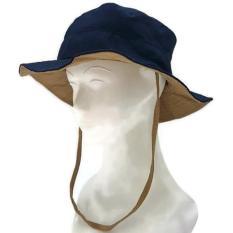 Topi rimba hutan ripstock - Navy