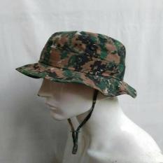 Topi Rimba Loreng/ Topi Lapangan