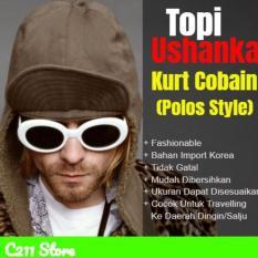 Topi Rusia Ushanka Hat - Polos Style - Hot Items