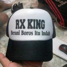 Harga Hemat Topi Rx King Accessories Rx King Trucker Rx King