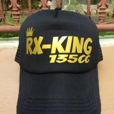 Spesifikasi Topi Rx King Gold One Tshirt